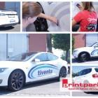 Fahrzeugbeschriftung Tiventa
